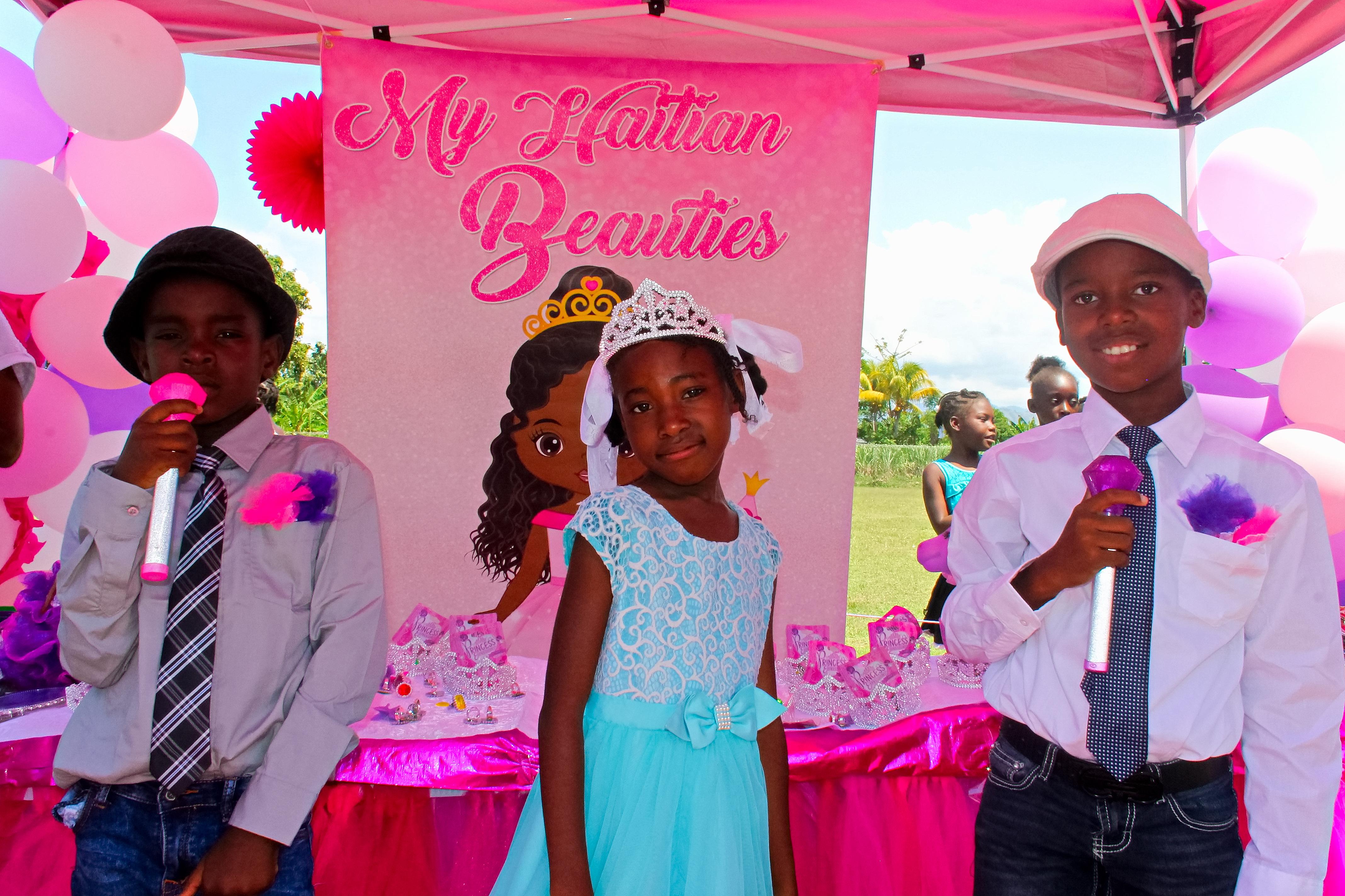 My Haitian Is Beautiful Inc